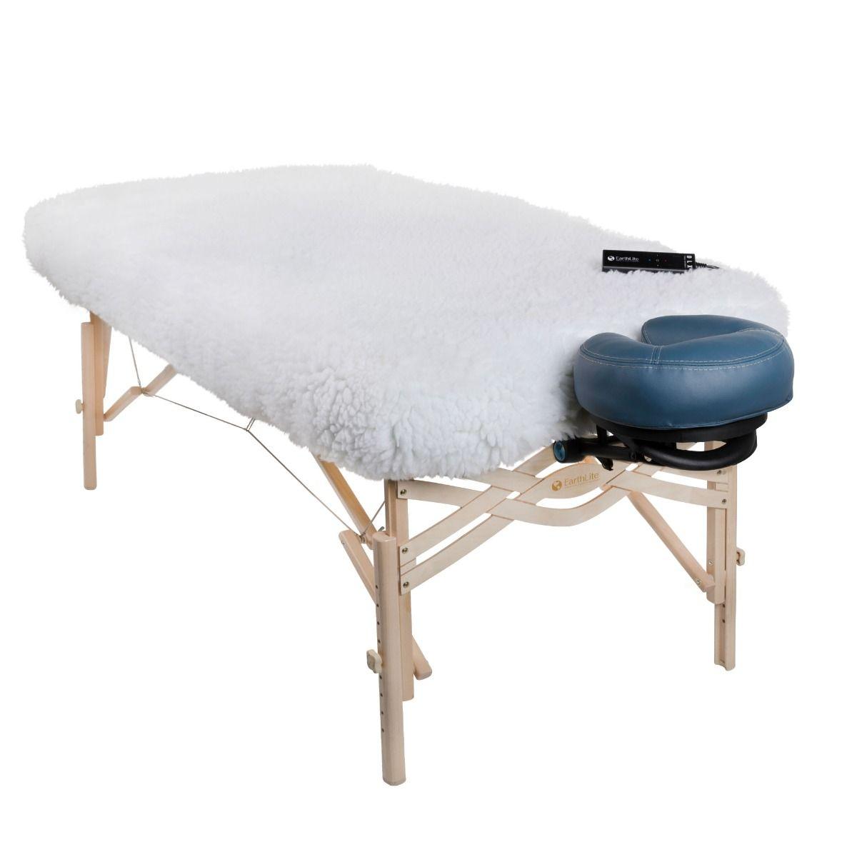 Earthlite Fleece Massage Table Warmer