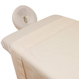 Organic Percale Massage Table Sheet Sets