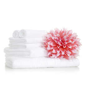 Cotton Spa Towels