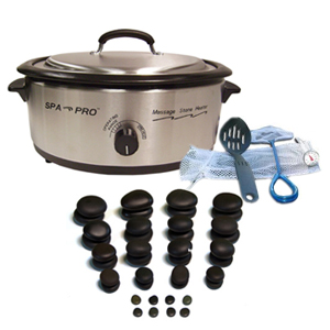 Hot Stone Kit/Packages