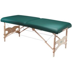 Hawaiian massage table